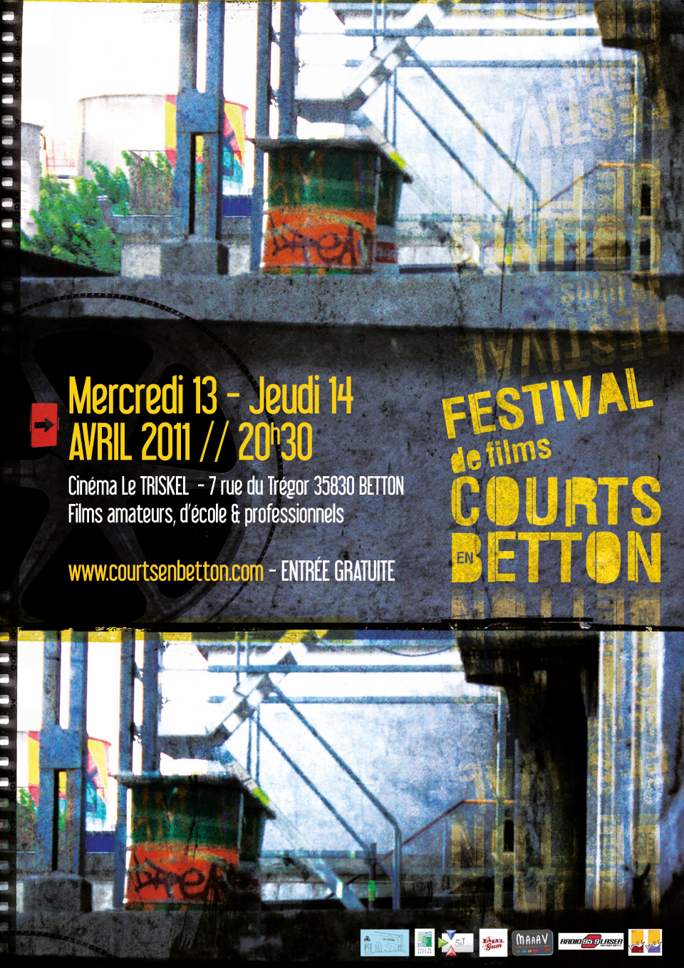 courtsenbetton_affiche2011